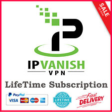IPVanish VPN Premium 🥇LIFETIME SUBSCRIPTION 🥇Warranty 🥇Fast Delivery
