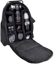 NEW Digital Camera Backpack. Canon Rebel Nikon Sony Pentax Camcorder Case Bag