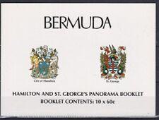 Bermuda 1996 Libretto Panorami L710 MHN