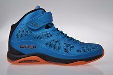 [NEU] Original AND1 GUARDIAN MID Basketball blau orange Schuhe Sample Gr. 42,5