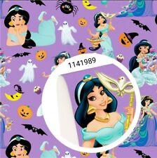 "Halloween LEATHER SHEET 8"" X 12"" WHOLESALE 1141989 Princess Jasmine"