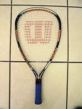 Wilson Titanium w/ Power Strings & Power Sleeves Racquetball Racquet