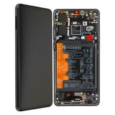 Huawei P30 02352NLL Display LCD Einheit mit Rahmen - Schwarz