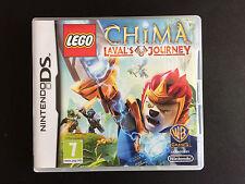 jeux nintendo 3DS LEGO LEGENDS OF CHIMA LAVAL'S JOURNEY   comme neuf