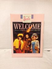 1997 Official Barbie Collector's Club Welcome Kit Second Edition