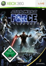 Microsoft Xbox 360 Spiel Star Wars: The Force Unleashed