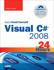 Sams Teach Yourself Visual C# 2008 in 24 Hours: Complete Starter Kit-ExLibrary