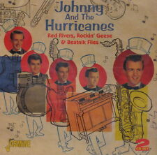 JOHNNY & THE HURRICANES - 2CD Set on Jasmine