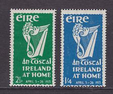 "Ireland Sc 147-148 MLH. 1953 ""An Tostal"" Festival cplt"