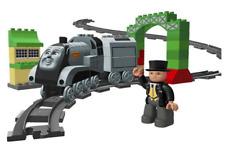 LEGO 3353 - Duplo, Train: Thomas & Friends - Spencer & Sir Topham Hatt - NO BOX