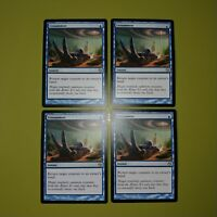 Unsummon x4 Duels of the Planeswalkers 4x Playset Magic the Gathering MTG