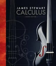 Calculus by James Stewart (2015, Hardcover)