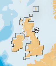 NAVIONICS Small Plus UK AND IRELAND INLAND CODE 576 format MSD/SD
