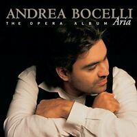 Andrea Bocelli Aria-The opera album (1998) [CD]