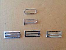 Opel Kadett A Buchstaben Schriftzug Emblem O P E E E  original  NEU