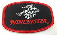 Winchester Cloth Badge - A Sew-On Shotgun And Rifle Shooting Badge