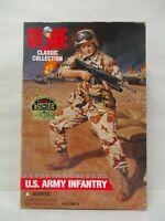 "1996 HASBRO 12"" G.I JOE 1/6 SCALE U.S. ARMY INFANTRY ACTION FIGURE NEW MISB"