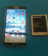 Samsung Galaxy Mega 6.3  w/ 2 batteries takes up to 120 Gig SD card music player
