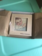 Terra Traditions Baby Photo Album New In Box 7�x7� Crystallized w/ Swavorski