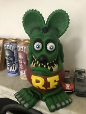 Ratfink Large Green BIG DADDY ED ROTH Exclusive Figure 1 Ft Tall!