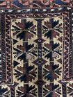 Antique Hand Woven Prayer Rug