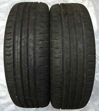 2 Sommerreifen Continental ContiEcoContact 5 195/55 R16 91V M+S RA2207