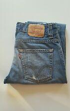 Levis 511 Slim Jeans Vintage