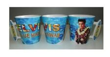 """Elvis Presley Shot Glass Blue Hawaii With Aloha Surf Board Handle - """"1 Glass"""""""