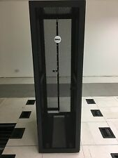 Dell 42U 4210 Server Rack Enclosure Cabinet All Doors and Panels