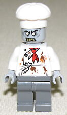 LEGO NEW ZOMBIE CHEF MONSTER FIGHTERS HALLOWEEN MINIFIGURE MINIFIG 10228