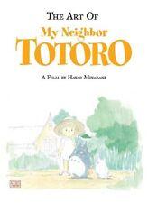 The Art of My Neighbour Totoro by Hayao Miyazaki (Hardback, 2005)