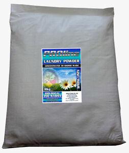 Bio Washing Powder 200 wash 10kg Laundry Biological Detergent