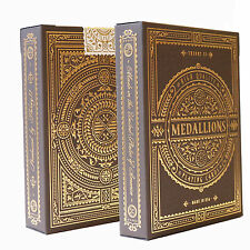 Medallion Playing Cards by Theory 11 - Quality USA Made Luxury Card Deck