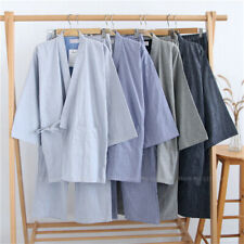 2020 Men Kimono Man Japanese T Yukata Robe Pajamas Furniture Clothing