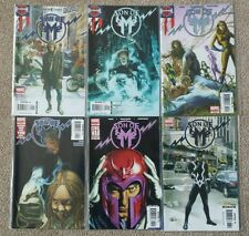 Son Of M: House Of M - Complete Set #1 - 6 (2005) FIRST PRINT