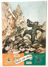 Cartolina 1° Reggimento Artiglieria Da Montagna - Celebrazione 80° Anniversario
