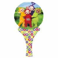 Teletubbies Inflate a Fun Foil Hand Balloon Air Fill Birthday Party Bag Filler