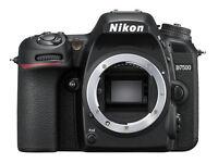 Brand New Unused Nikon D7500 DX DSLR 4K Digital Camera 20.9MP Bluetooth Wi-Fi