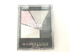 Maybelline Diamond Glow Eyeshadow Quad Grey Pink Drama 04