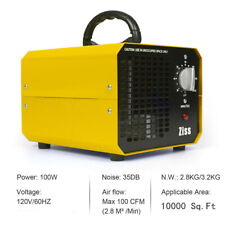10000mg Ozone Generator Machine Ionizer O3 Air Purifiers for Home Smoke Remover