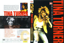 TINA TURNER : One last time live in CONCERT   DVD NEW