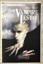 VAMPIRE LESTAT #12 ANNE RICE INNOVATION 1990 HORROR COMIC BLOOD SUCKERS SCARCE X