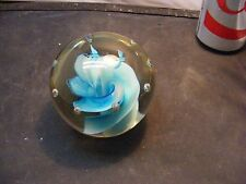 vintage paperweight  art glass paperweights