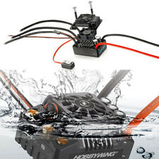 HobbyWing EZRUN WP-SC8 WaterProof 120A Brushless ESC for RC 1/10 1/8 2s 3s 4s