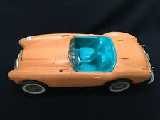 Vintage 1962 Barbie Pink Convertable - Austin Healey Roadster Car - Irwin (lotD)
