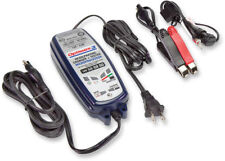 TecMate OptiMate 3 Battery Saving Charger-Tester-Maintainer 7step 12V 0.8A TM431