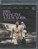 1981: Indagine A New York (2014) - Blu Ray Nuovo Sigillato