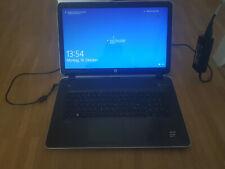 Laptop HP pavilion 17,3 Zoll, 500GB Festplatte, 8GB Ram, 2,1 GHz QuadCore, AMD