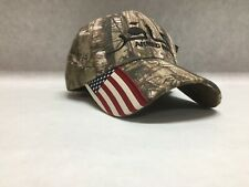 Armed Infidel Cap Camo hat American Flag Real tree xtra