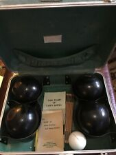 NEW Greenmaster Premier Lawn Bowls Size 5 *CLEARANCE SETS at a GREAT PRICE!*